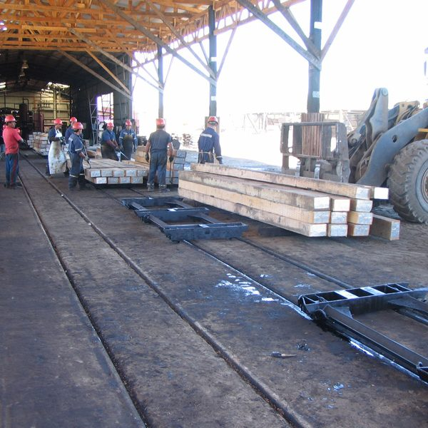 Preparing loading